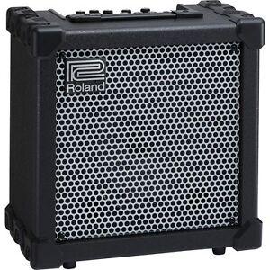 roland cube 20xl bass compact 20 watt bass amplifier new cb 20xl 798304151220 ebay. Black Bedroom Furniture Sets. Home Design Ideas