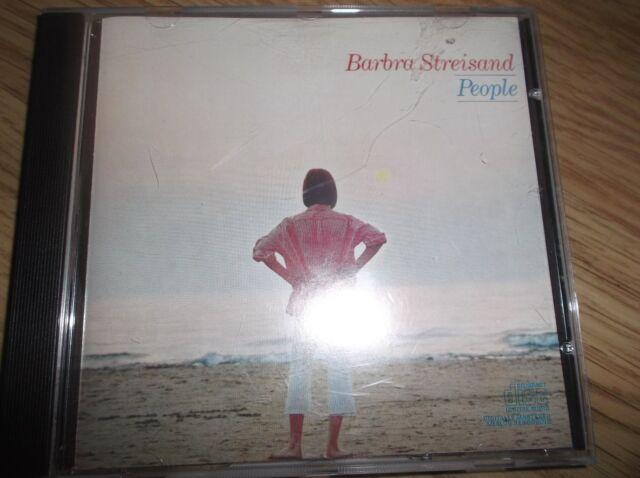 Barbra Streisand - People (1995) CD