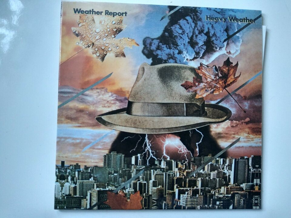 Weather Report: Heavy weather, jazz