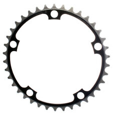 ORIGIN8 RAMPED 130mm 5-BOLT 48T BLACK ALLOY BICYCLE CHAINRING