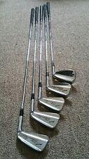 Mizuno Silver Cup Blades half set - Regular Flex Steel Shaft