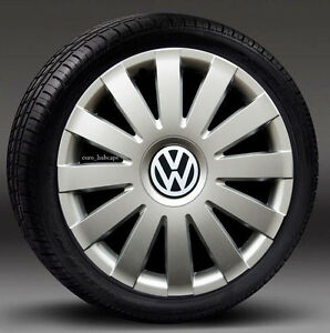 4x14-034-wheel-trims-Hub-Caps-Covers-to-fit-Vw-Polo-Golf