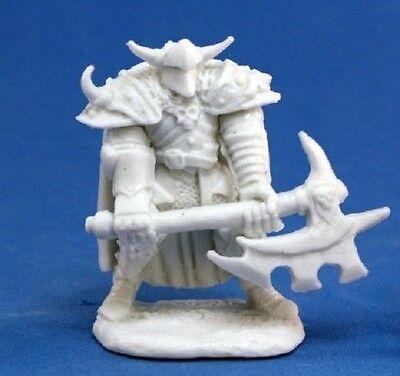 Reaper Bones 77065 Norgol Irongrave Knight