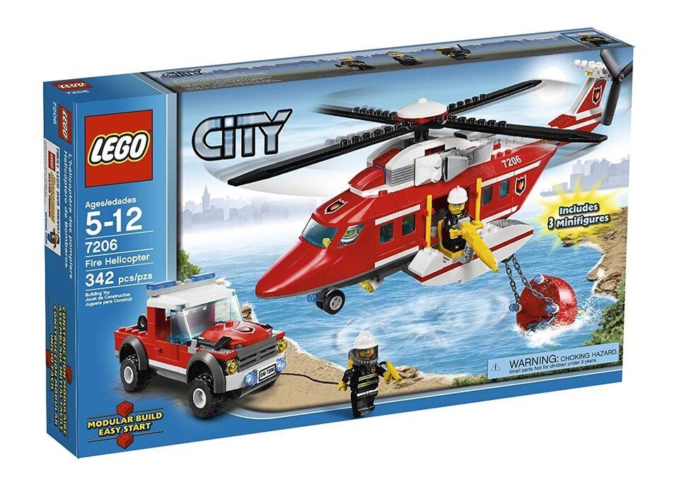 Lego City, 7206