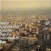 Sasha Xpander / Belfunk / Rabbitweed / Baja CD