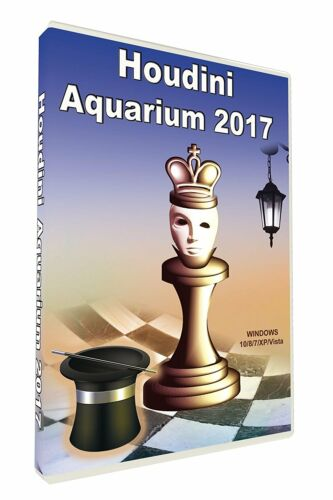 Houdini Aquarium 2017