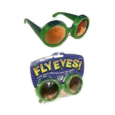 Fly Eyes Glasses Kaleidoscope Effect Science Bugs Visual Stimulation Costume