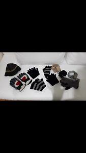 Winter Paket 6 X Handschuhe 1 Mütze 3gürtel Vertrieb Von QualitäTssicherung