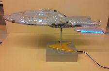 LIGHTING KIT FOR REVELL 04801 STAR TREK VOYAGER, . NEW. (MODEL NOT INCLUDED)