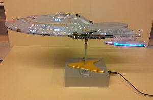 LIGHTING-KIT-FOR-REVELL-04801-STAR-TREK-VOYAGER-NEW-MODEL-NOT-INCLUDED