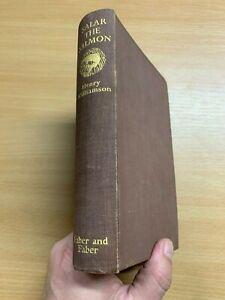 1935-Henry-Williamson-034-Salar-The-Saumon-034-Fiction-Livre-Cartonne