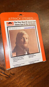 8-TRACK-CARTRIDGE-CASSETTE-THE-VERY-BEST-OF-JAMES-LAST-amp-HIS-ORCHESTRA-VINTAGE