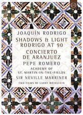 Joaquin Rodrigo: Shadows & Light, Rodrigo at 90 - Concierto de Aranjuez, New DVD