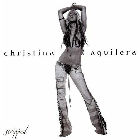 1 of 1 - Christina Aguilera -Stripped CD - VGC