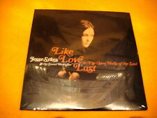 Cardsleeve Full cd JESSY SYKES Like Love Lust PROMO 12TR 2007 Psych rock country