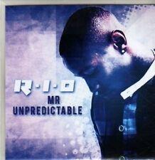 (BR655) R.I.O, Mr Unpredictable - DJ CD