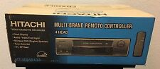 NEW & Sealed Hitachi VT-MX4510A VHS/VCR Video Cassette Recorder Player