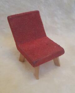 Das Bild Wird Geladen 50er Jahre Sessel Moebel Puppenstube Stuhl Lundbygroesse Crailsheimer