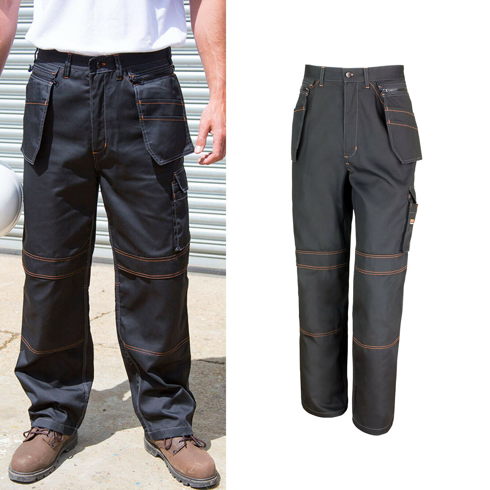Result Work-Guard Lite X-Over Holster Trousers R323X