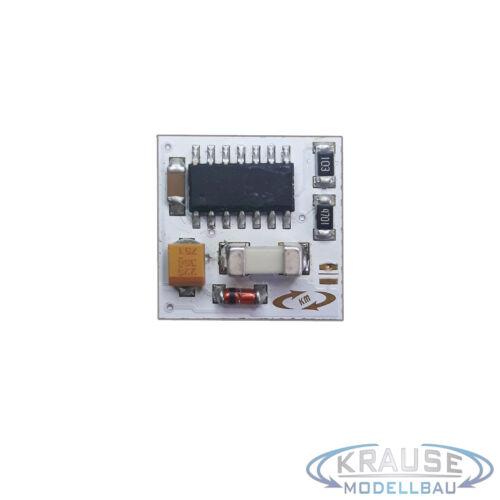 """LED luce unità programma di controllo /""""standard 7 canali/"""" ledcontrol-Micro MODELLISMO"""