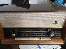 Nordmende Othello  Tube Radio Valve Amplifier Working & Stunning West Germany