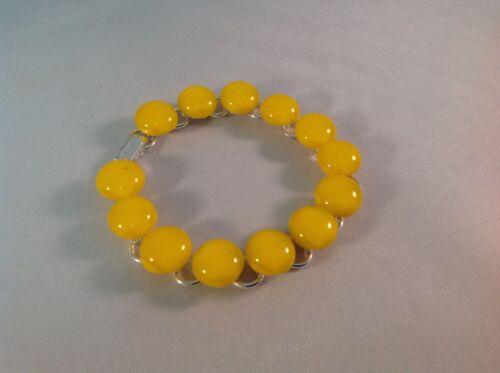 Fused Glass handmade artisan bracelet
