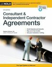 Consultant & Independent Contractor Agreements by Stephen Fishman (Paperback / softback, 2014)