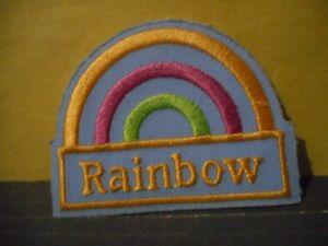Rainbow-Patch