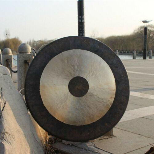 """lunaire Chau Gong 28/"""" 70cm de diamètre neuf avec mailloche"""
