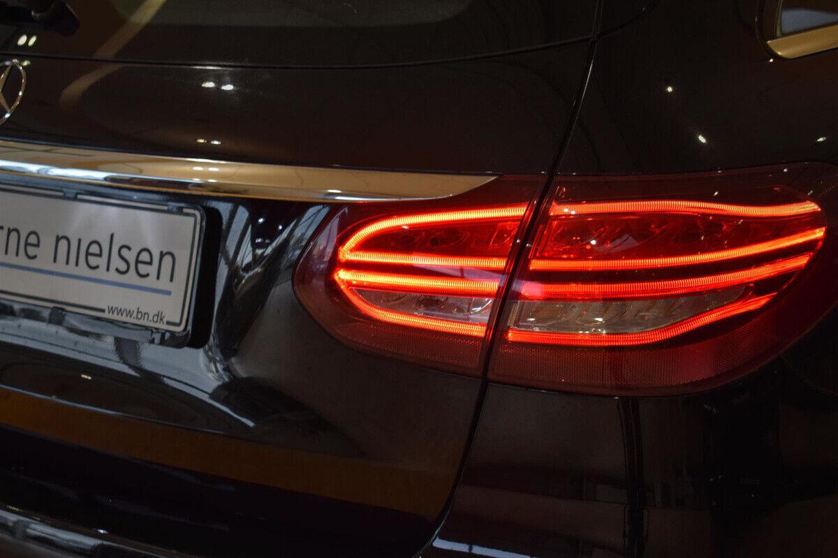 Mercedes C220 d 2,2 stc. aut. - billede 3