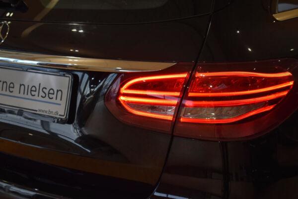 Mercedes C220 d 2,2 stc. aut. billede 3