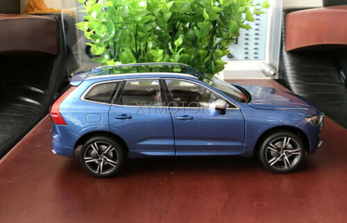 1//18 ALL NEW Volvo XC60 SUV Diecast Model Car Toys kids gifts White//Blue
