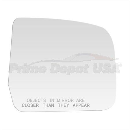 A NEW MIRROR-GLASS~96-99 4Runner RIGHT PASSENGER SIDE~DIRECT FIT~POWER//MANUAL