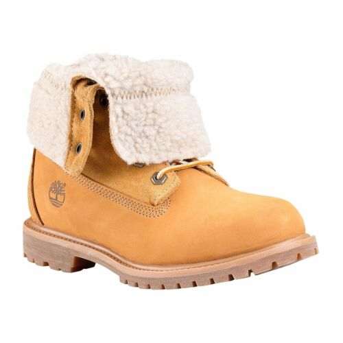 Authentics Donna Fleece Timberland Fold Teddy down Waterproof Scarponcino Sq4nBwxp