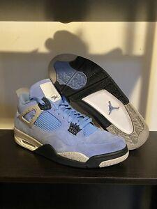 Jordan Retro 4 University Blue Size 12 100% Authentic