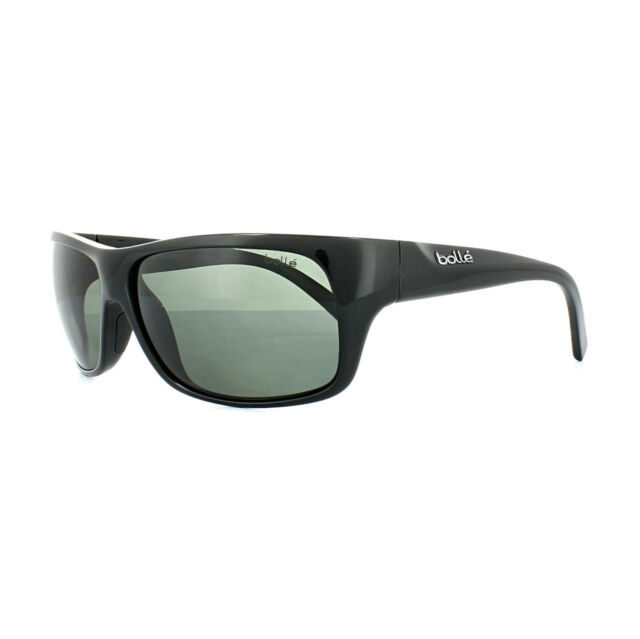 9488f4b357 Bolle Sunglasses Viper 11946 Shiny Black TNS Grey Polarized