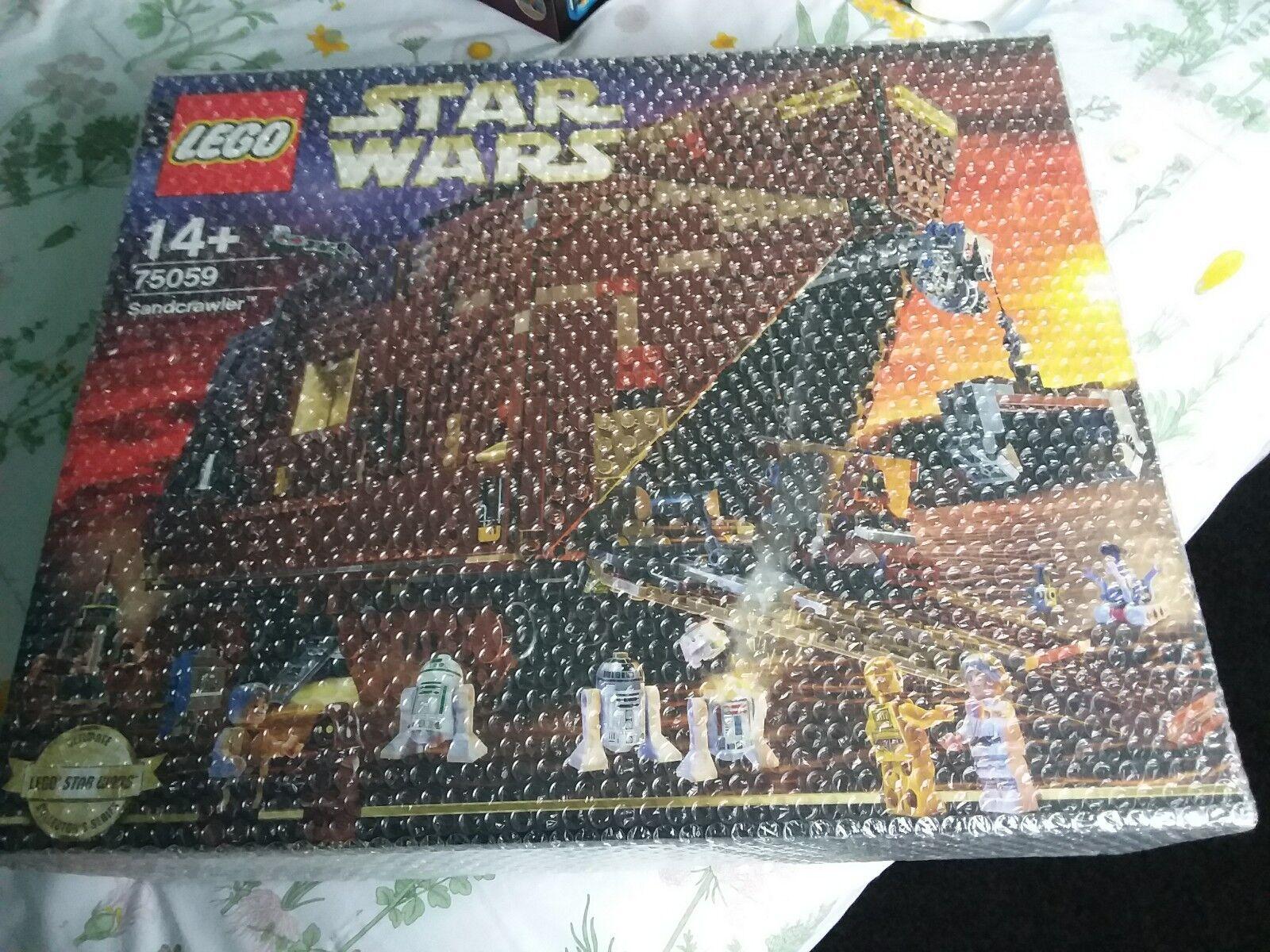 Lego Star Wars UCS Sandcrawler 75059 75059 75059 brand new in factory sealed box - RetiROT 80254f