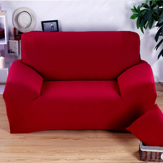 Groovy Living Room Sofa Cover 2 3 Seater Couch Stretch Slipcovers Non Slip Washable Pgs Bralicious Painted Fabric Chair Ideas Braliciousco