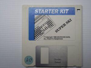 Amiga-Floppy-Disk-Starter-Kit-Super-Ski-Free-AU-Postage