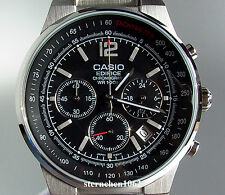 Casio Edifice * * ef-500d -1 avef * chronograph