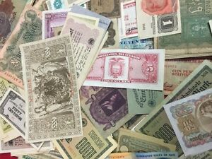 Currency-of-The-World-Foreign-Currency-Every-One-Is-Different