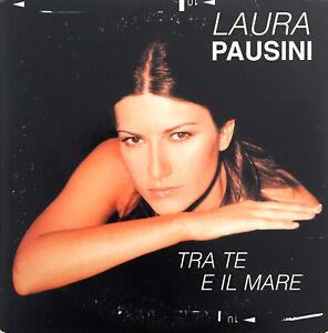 Laura-Pausini-CD-Single-Tra-Te-E-Il-Mare-Europe-VG-VG
