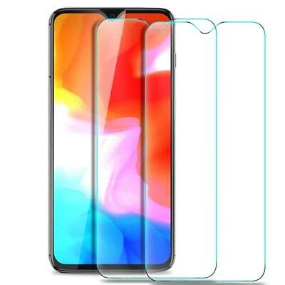 For OnePlus 6T/6 9HD Full Cover Clear Tempered Glass Screen Protector(1/2/3PCS)