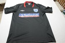 CAMISETA OFICIAL SELECCION DE INGLATERRA UMBRO TALLA M NATIONWIDE VINTAGE  SHIRT