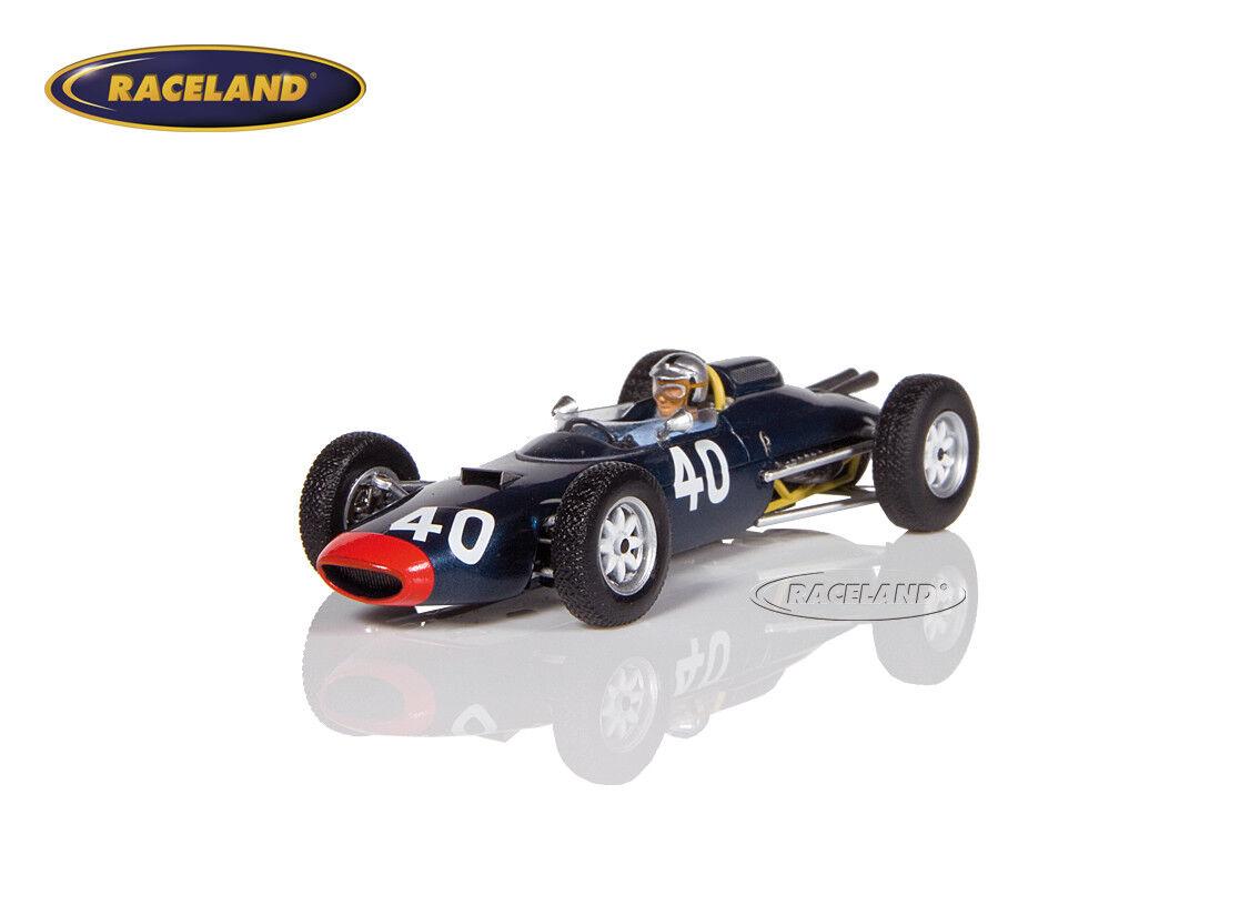 Lola mk4 Climax v8 f1 10 ° GP Italie 1963 MIKE HAILWOOD, SPARK 1 43, s5331