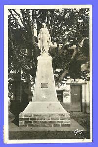 CPA-44- LA CHAPELLE-SUR-ERDE - Statue de la vierge au bas du bourg - France - État : Occasion: Objet ayant été utilisé. Consulter la description du vendeur pour avoir plus de détails sur les éventuelles imperfections. ... - France