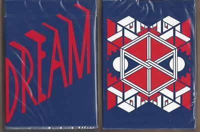 Other Writing Collectibles Expressive 1 Deck Dream V2 Carta De Juego Desde Carta Experimento Non-Ironing