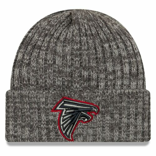 New Era NFL Strick Mütze CRUCIAL CATCH Atlanta Falcons