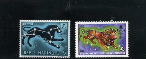 """""""leo"""", -"""" Regulus"""", Zoodiacal >> Maldives, - San Marino-ulus'', Zoodiacal >>maldives ,- San Marino Et D'Avoir Une Longue Vie."""