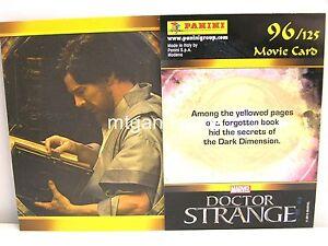 Doctor-Strange-Movie-Trading-Card-1x-096-Movie-Card-TCG